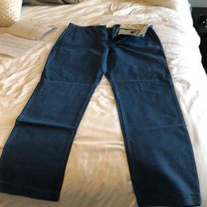 J.Crew Broken in Chino Pants Urban Slim W36 L32